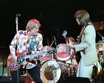 The Alvin Lee Band - Nutbush City Limits / High Times