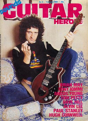 bill hudson gitarrist