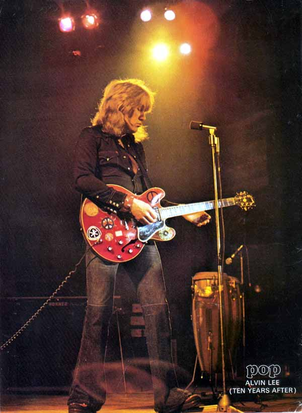 Alvin Lee Website The Early Years