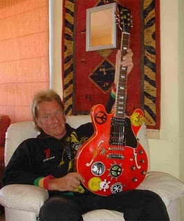 Big Red Today >> ALVIN LEE Website - The Early Years
